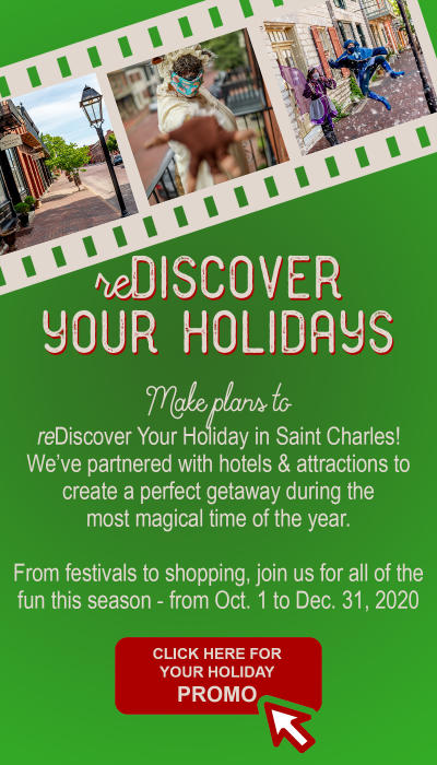 reDiscover Your Holidays Promotion