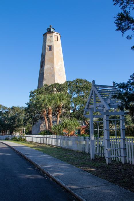 24 Bald Head Island - Old Baldy Lighthouse