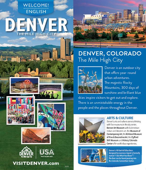 International brochure (2020) Denver, Colorado