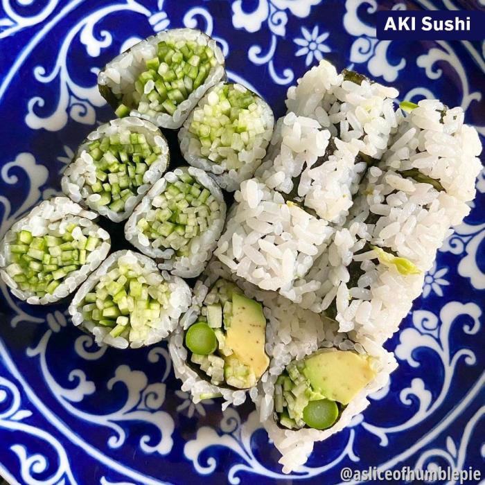 AKI Sushi, Ypsilanti, MI