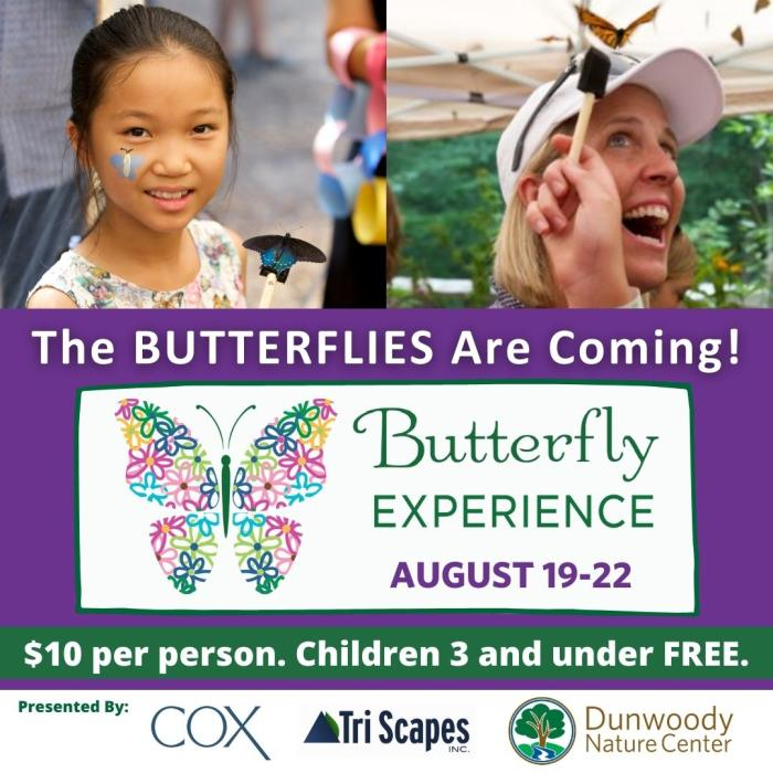 2021 Butterfly Experience