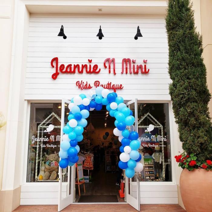 Jeannie N Mini Irvine Spectrum Store