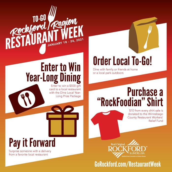 Restaurant Week infographic