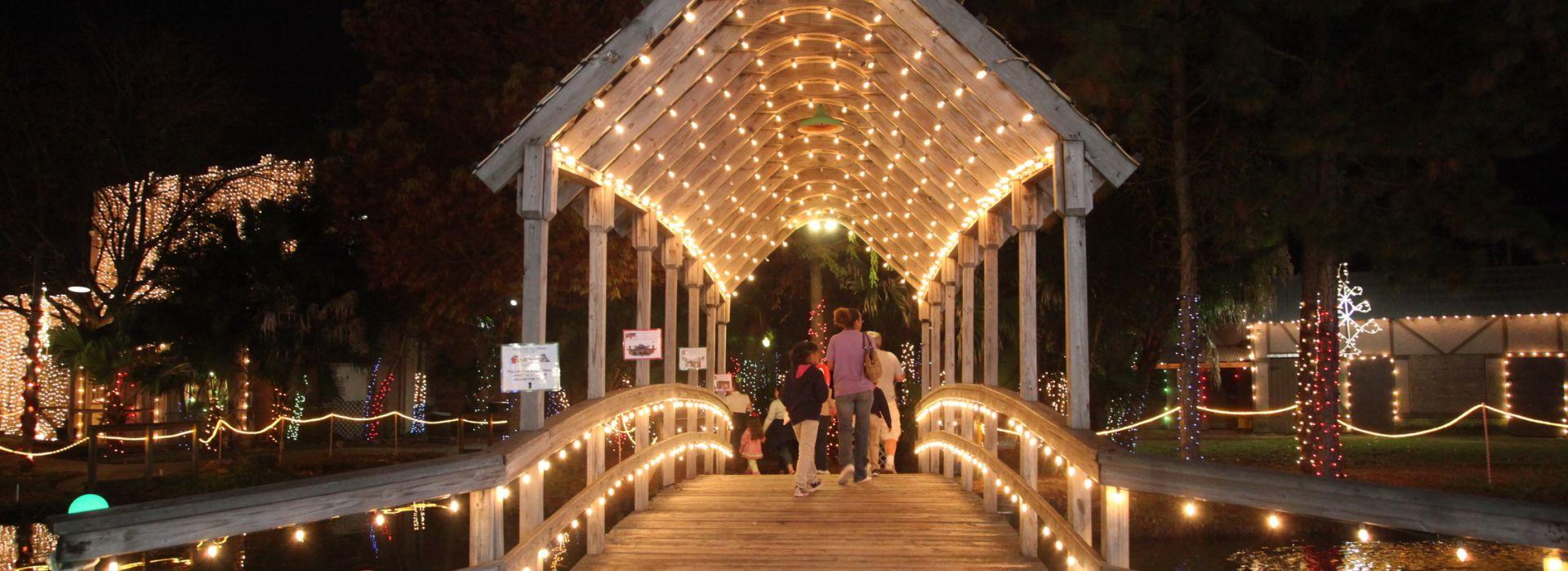 Kenner Christmas Village Visit Jefferson Parish