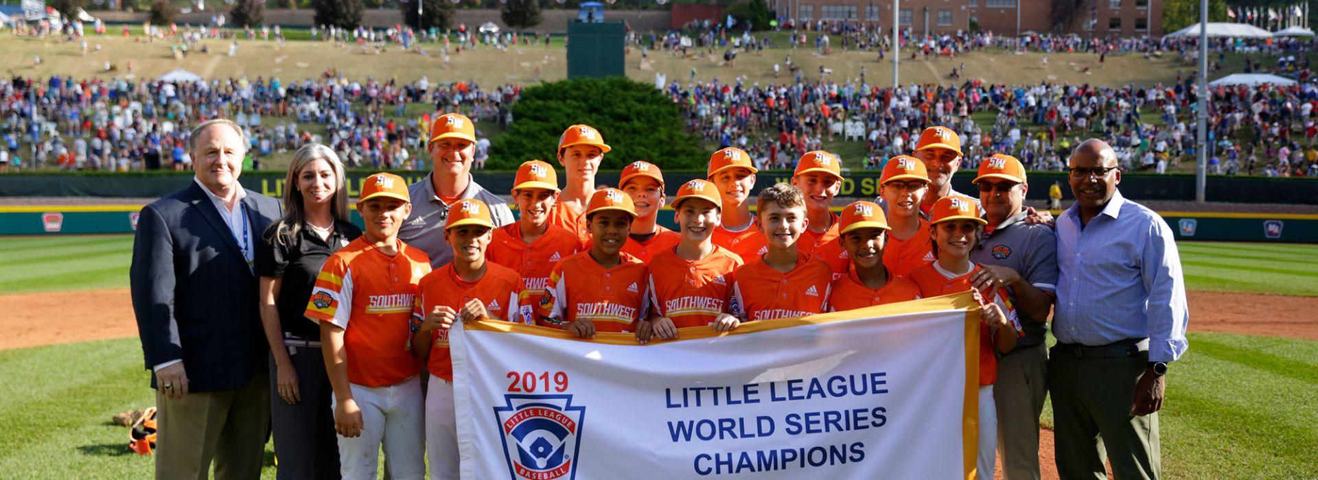 Little League World Champions