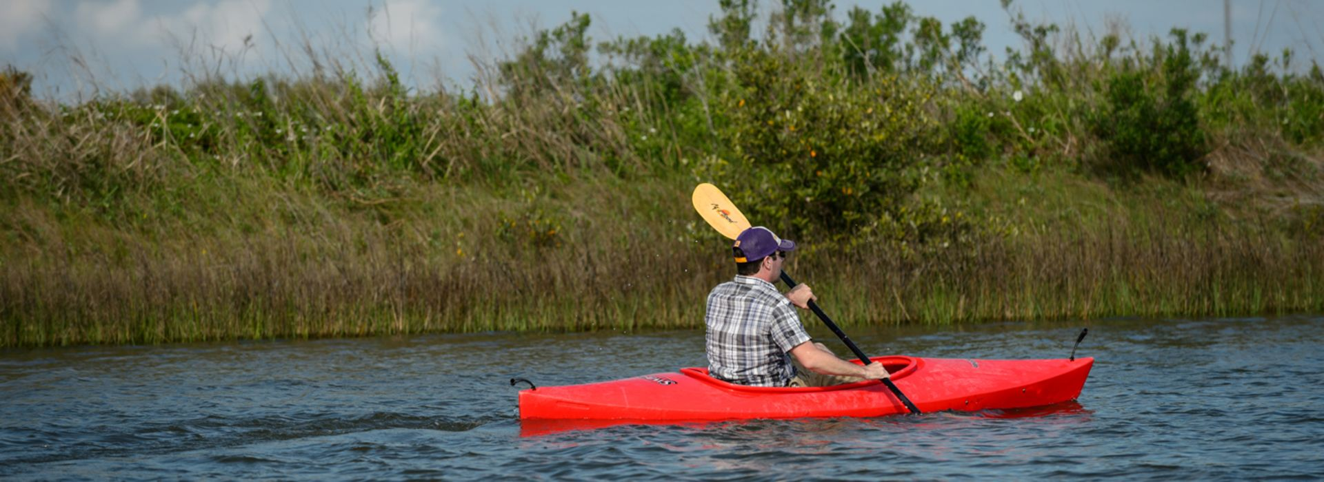 Kayak Header