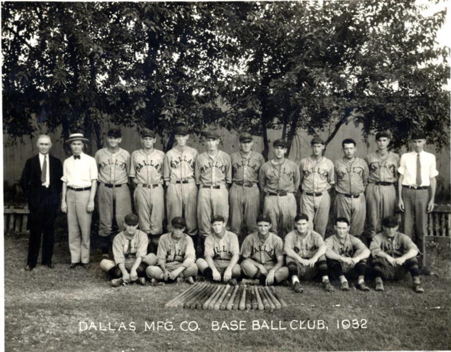 Dallas Mill Baseball
