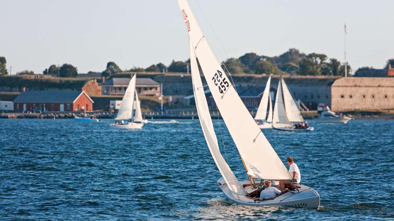 Sailing-Newport