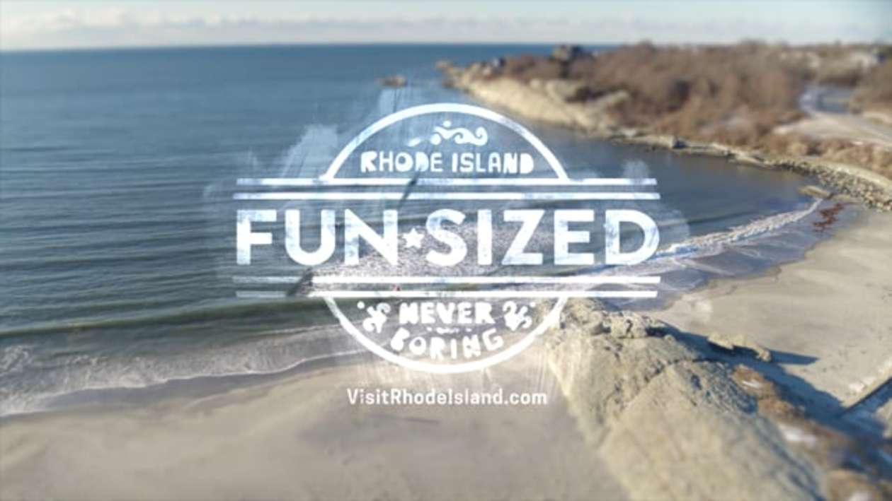 Visit Rhode Island Winter Tourism Video