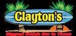 Claytons Beach Bar logo
