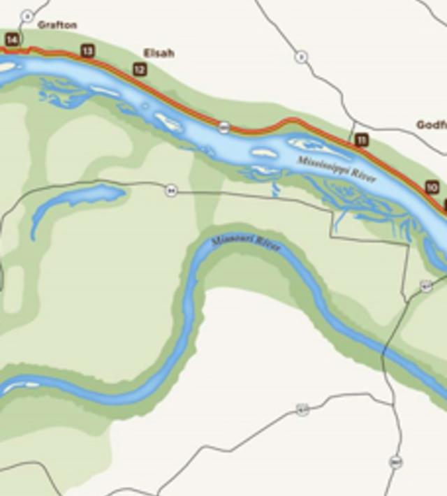 Byway Map