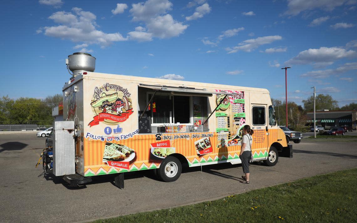 El Compadres Food Truck