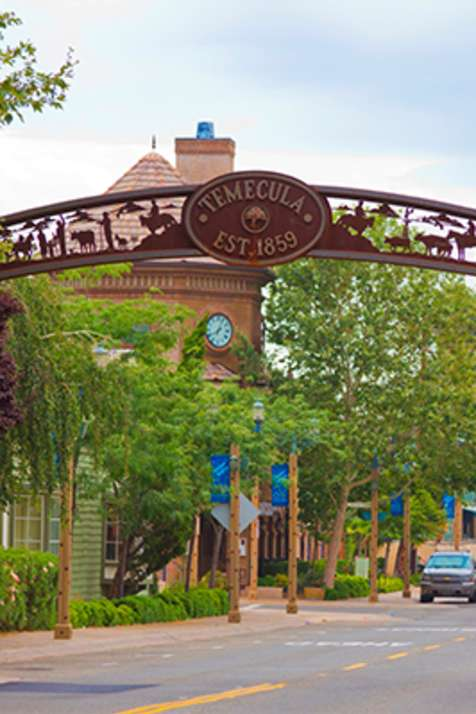 Discover Old Town Temecula