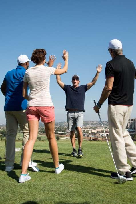 Group Golf - Meetings