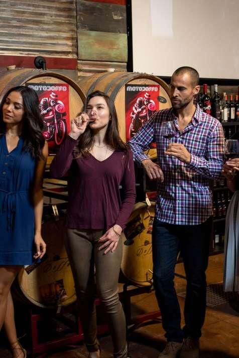 educational tours - wine tour