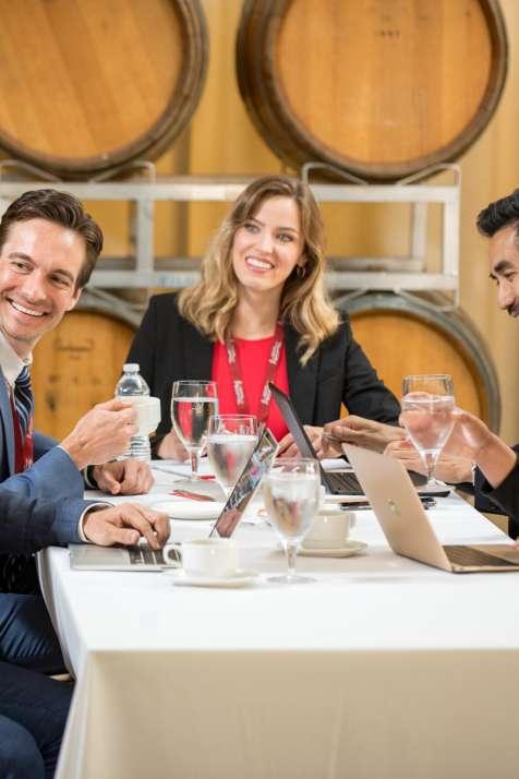 meeting group - meeting types