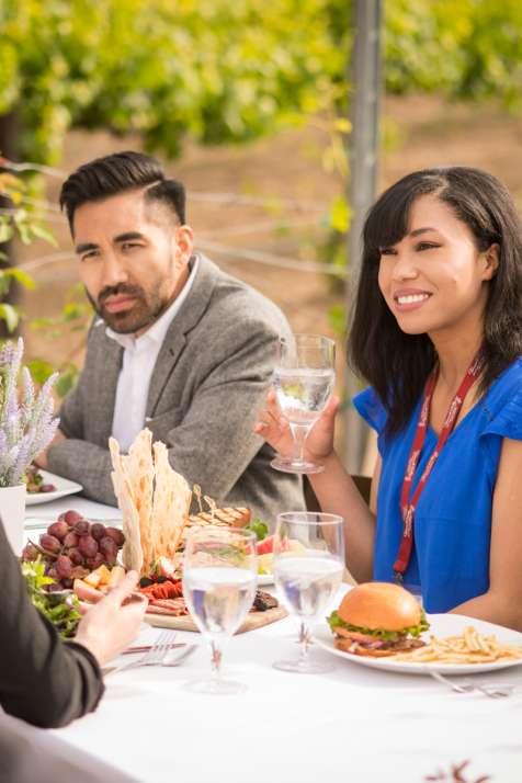 Group Dining - Meetings