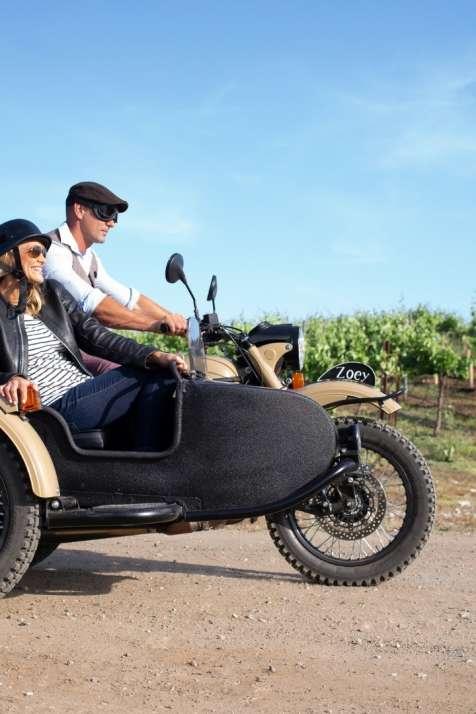 Wine Tours & Transportation