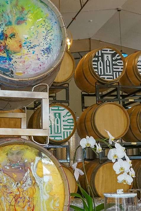 Temecula Valley Barrel Art Trail