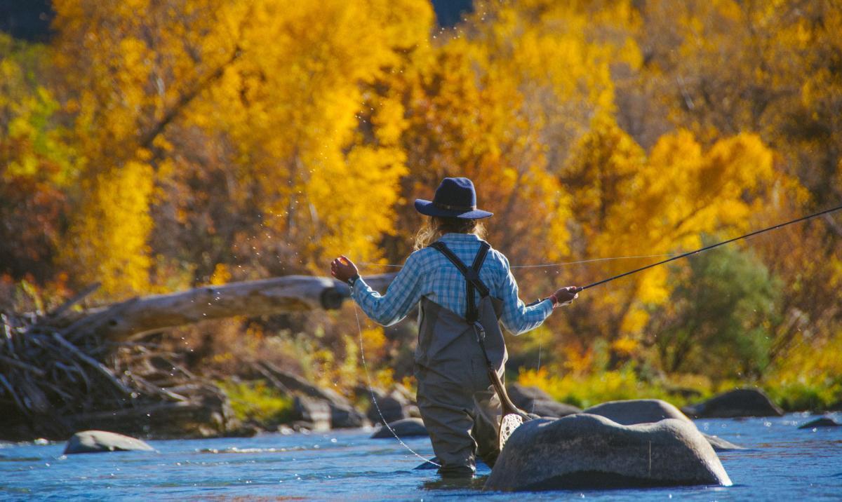 Fall Fly Fishing on the Animas River