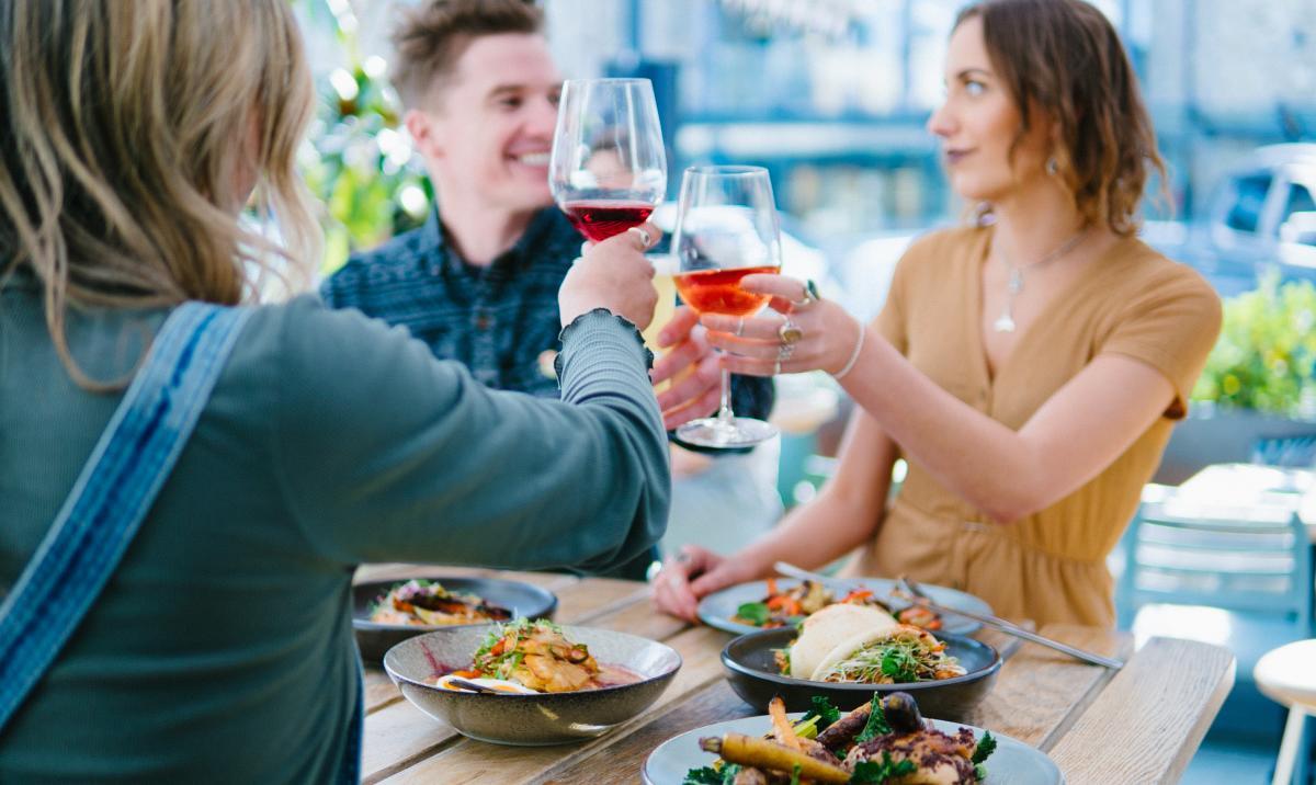 Yonder Queenstown Food, wine and people