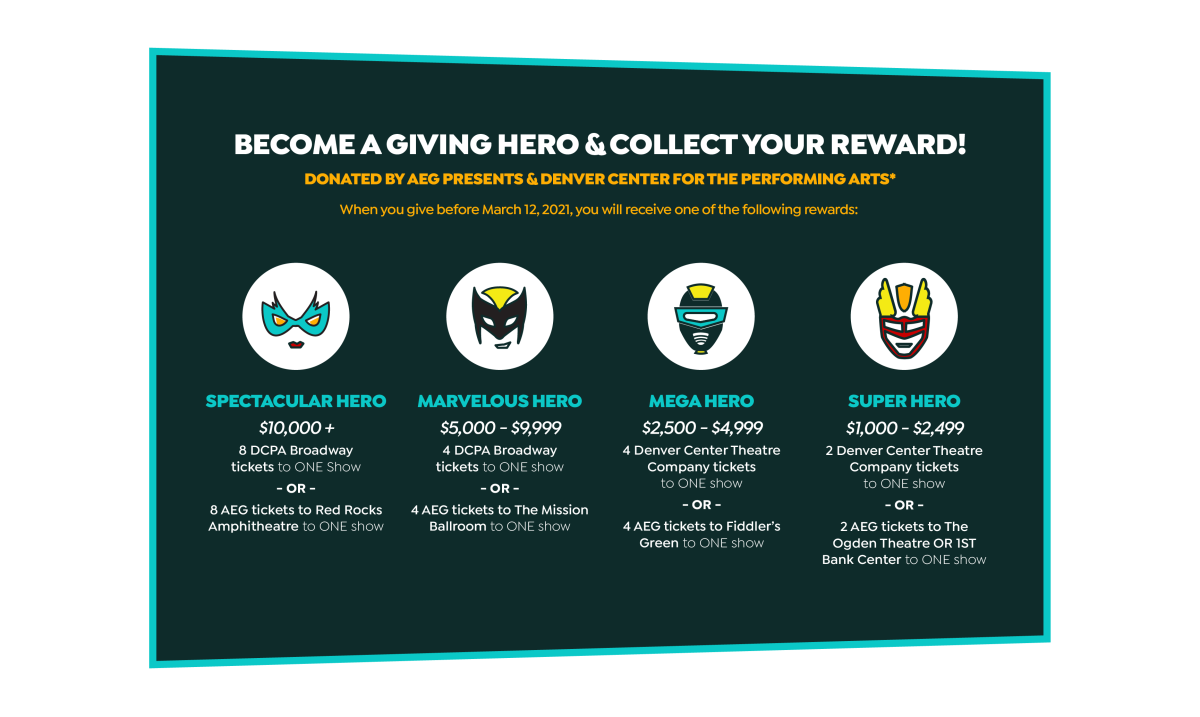 SF Be A Giving Hero