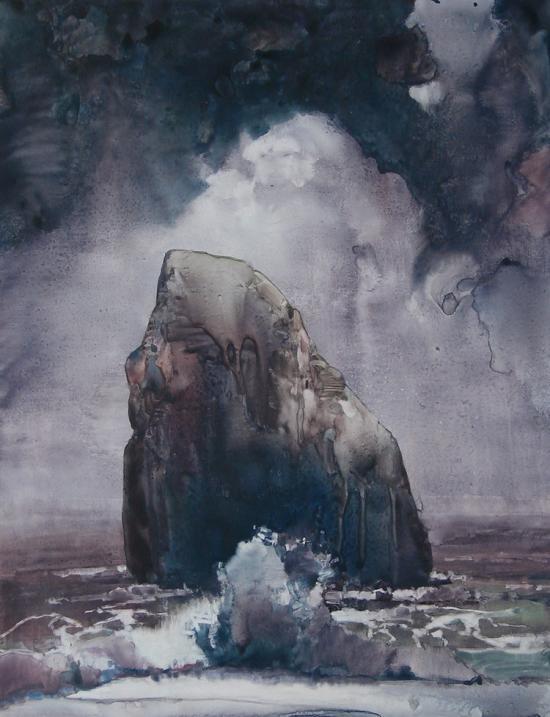 Coastal Nocturne by Randall David Tipton