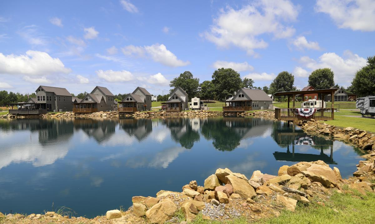 Smith Lake RV Park