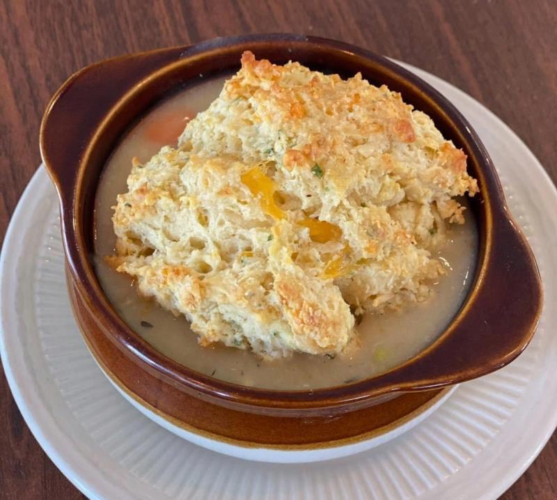 Chicken Pot Pie from The Kitchen