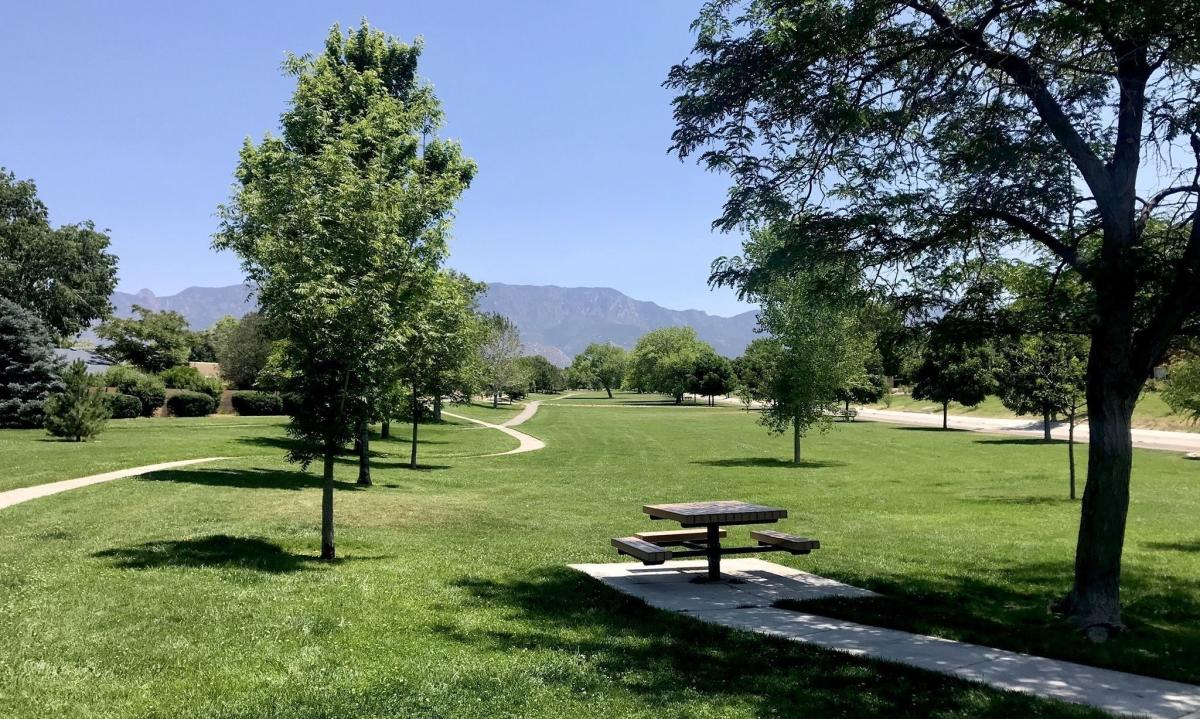 An image of Academy Hills Park Loop.