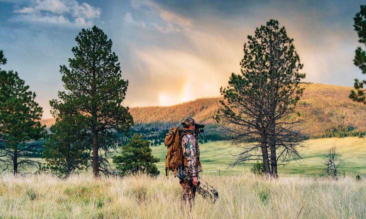 Hunting Elk in the Valles Caldera National Preserve