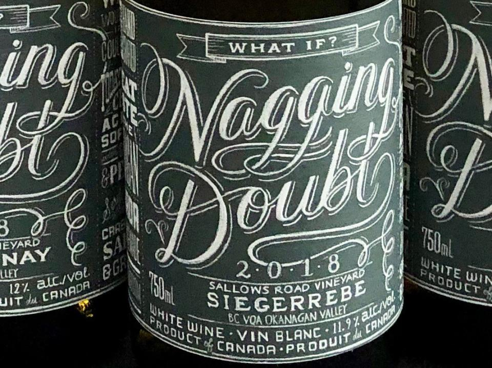 Nagging Doubt Winery - Siegerrebe