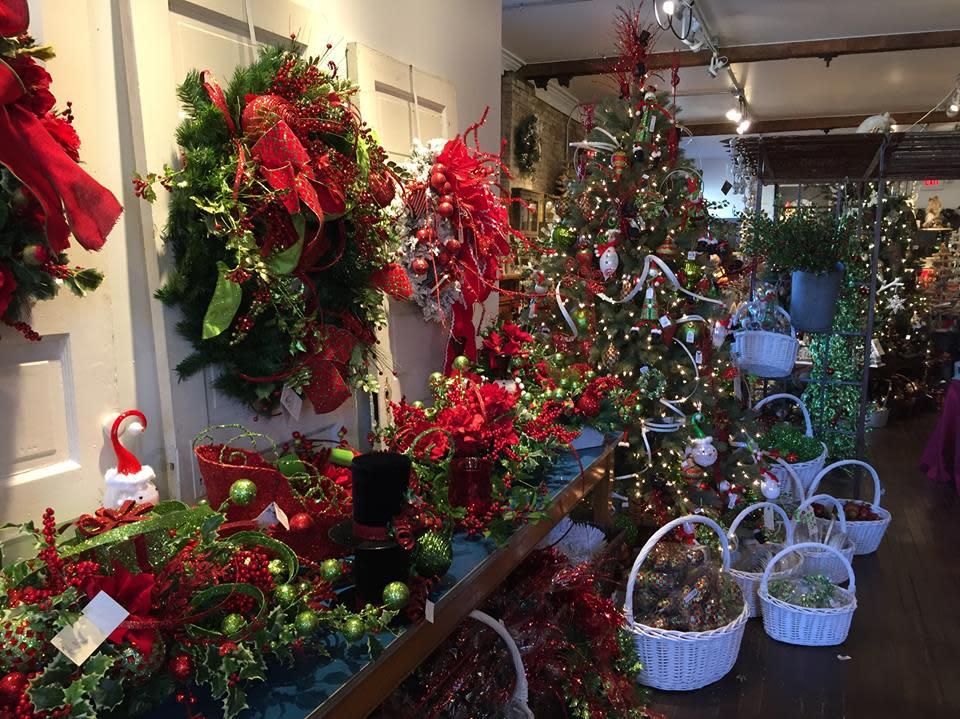 Holiday Shopping at Neubauer's