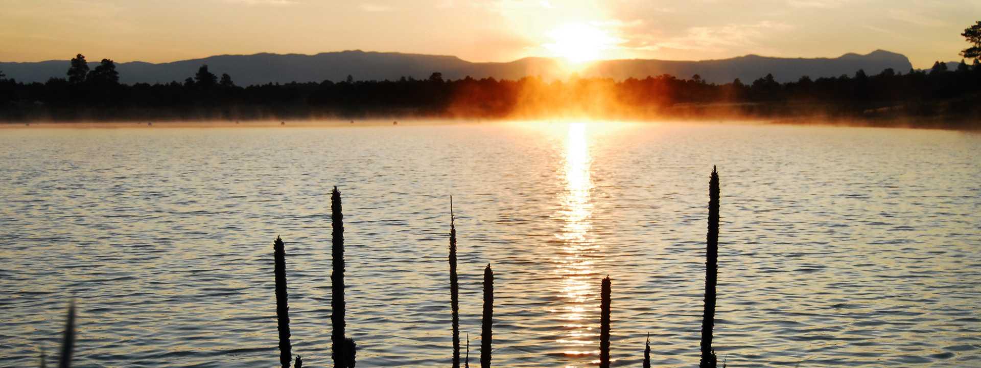 Alternatives to National Parks, Heron Lake State Park