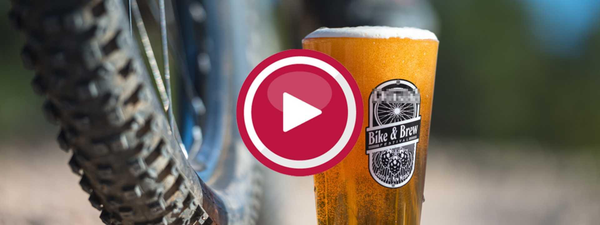 NM True TV - Bike & Brew Tour