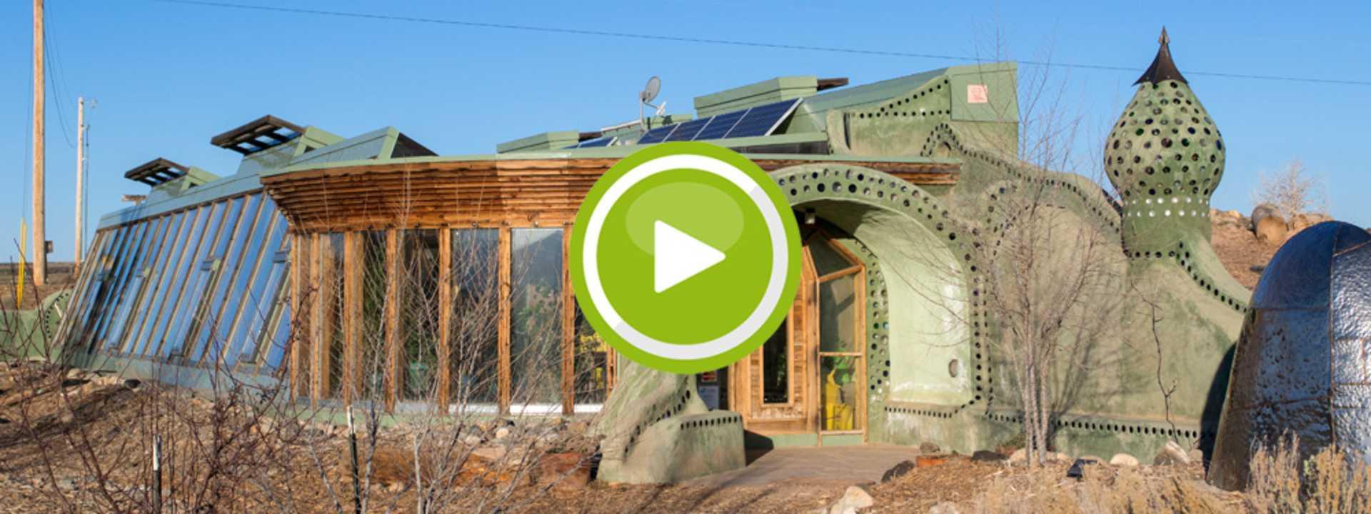 Earthships in Taos