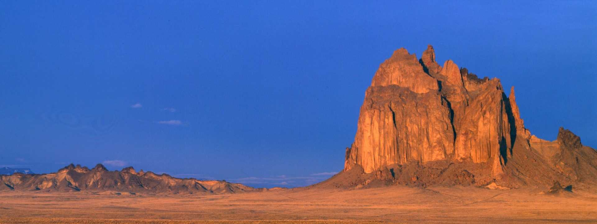 Shiprock Scenic Byways