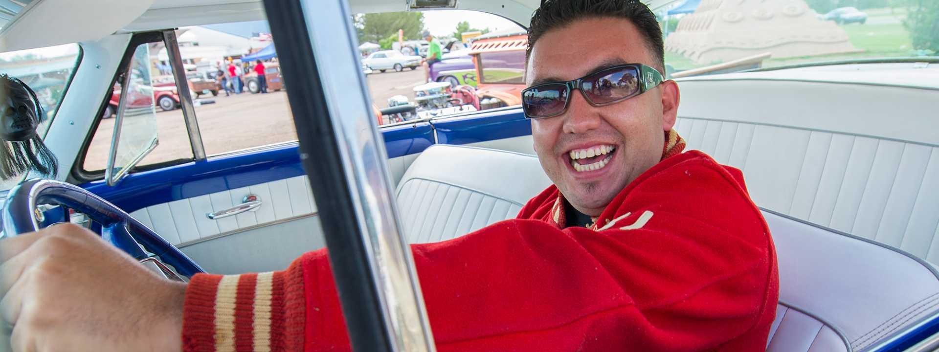 Tucumcari Car Show
