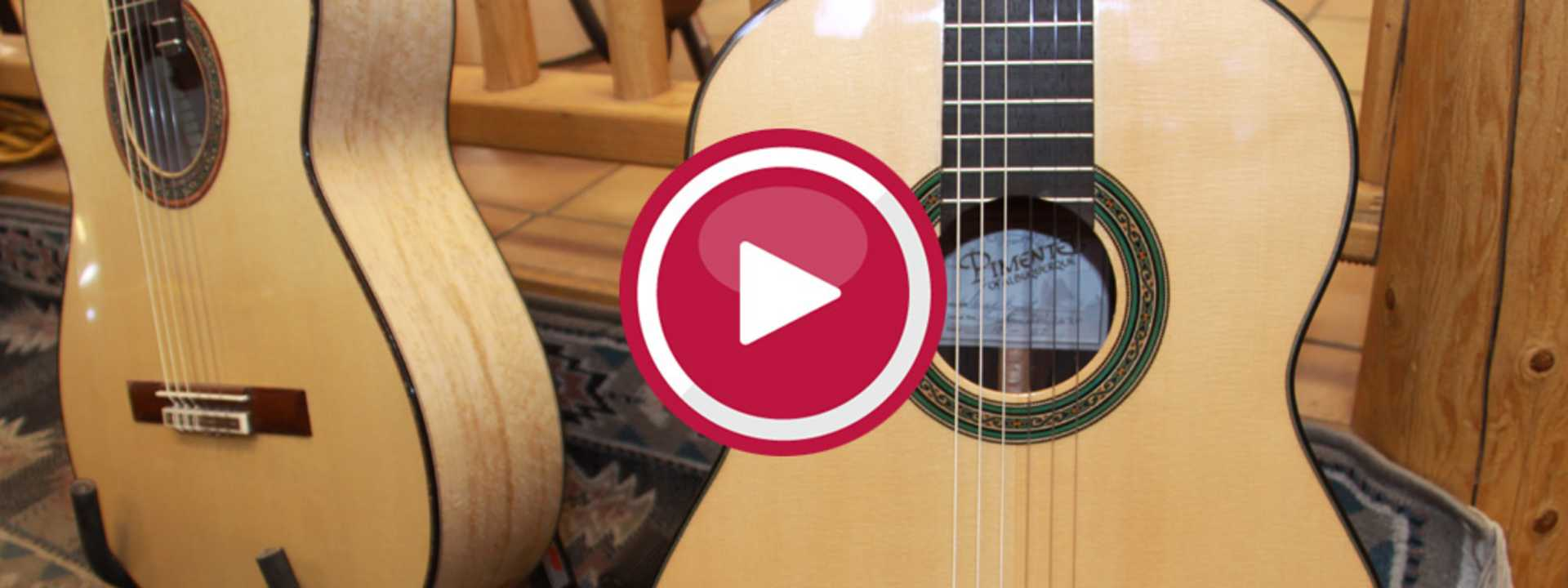 Pimentel Guitars - New Mexico True Certified