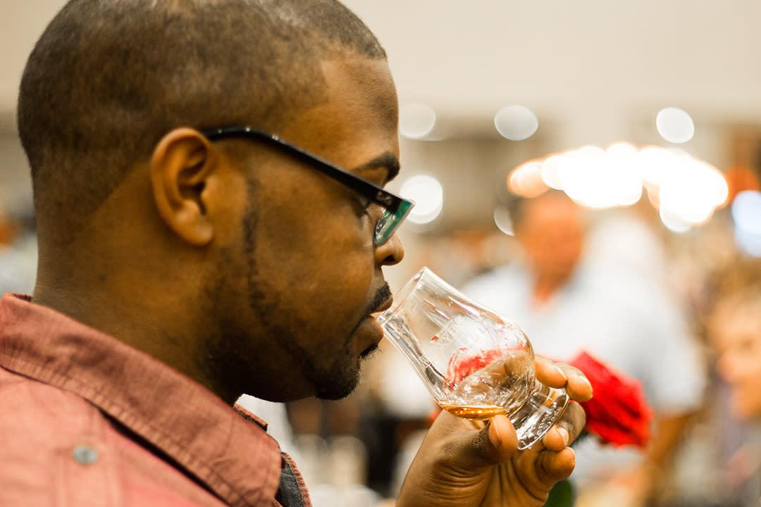 Four Roses Bourbon Tasting Thumbnail