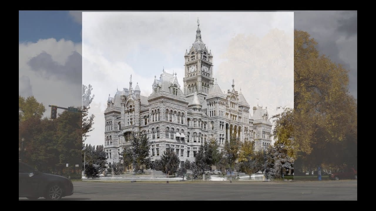 Salt Lake Then and Now