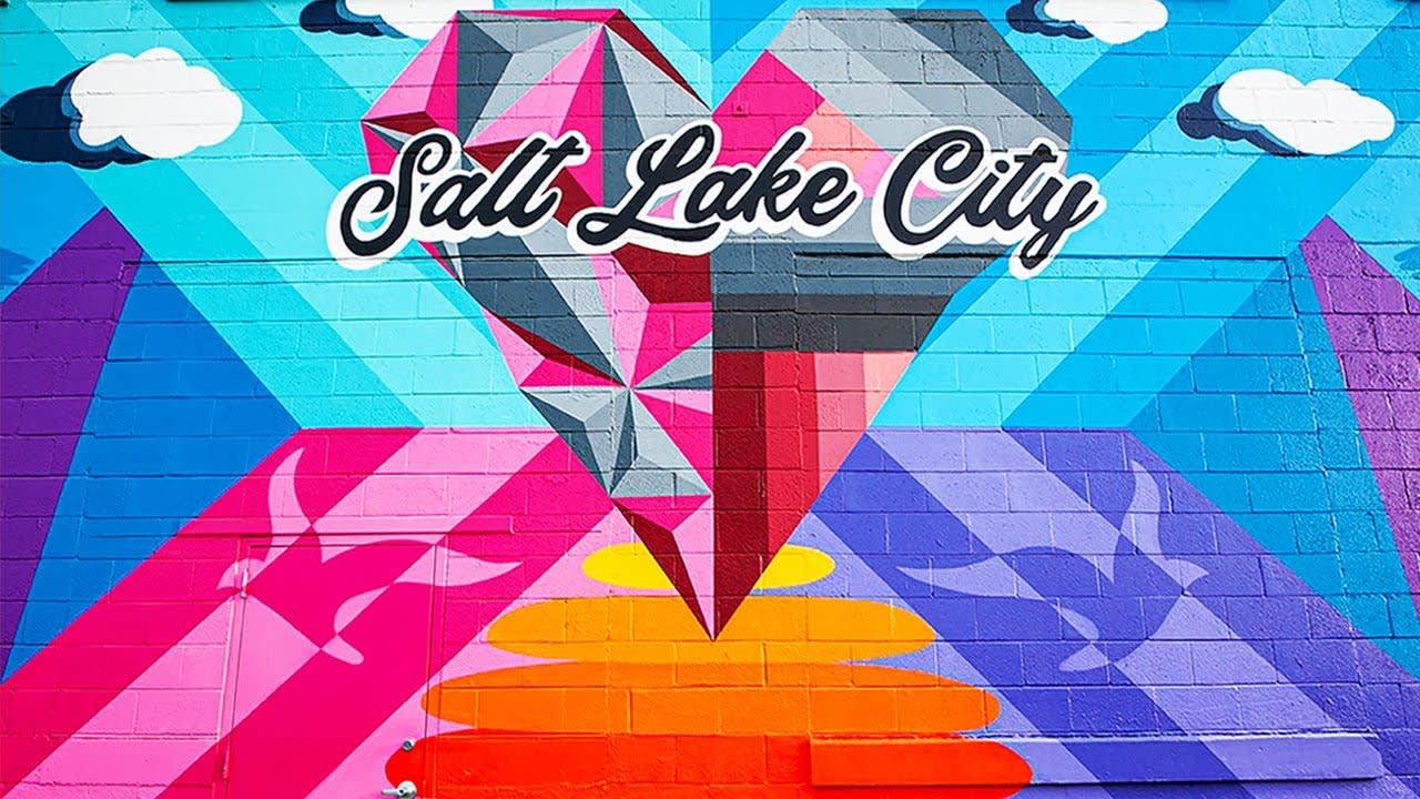 Salt Lake's Neighborhoods: Salt Lake City