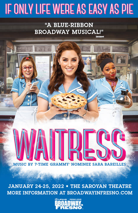 Waitress Jan 2022