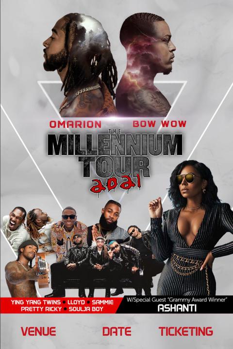 Millenium Tour 1