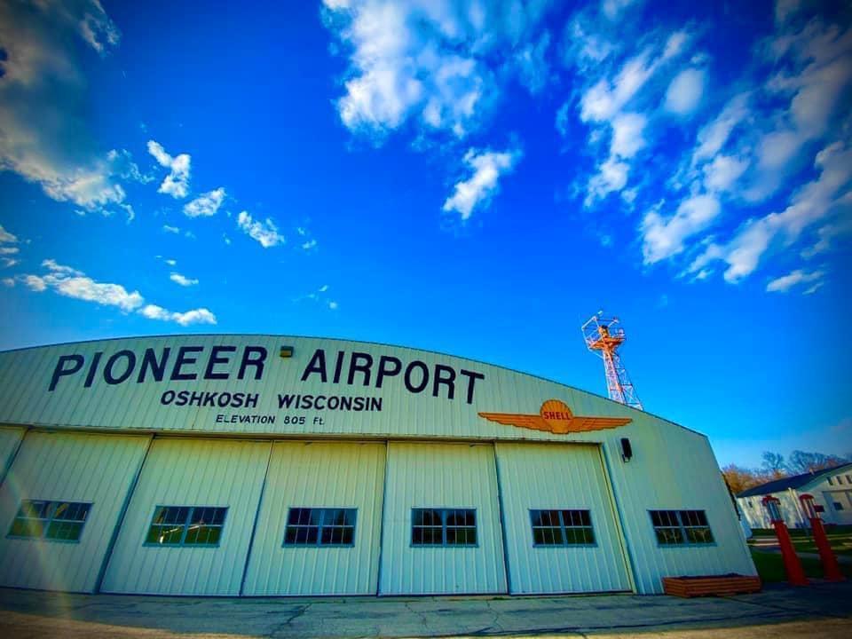 pioneer airport