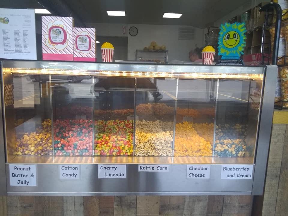 Ozark Mountain Popcorn