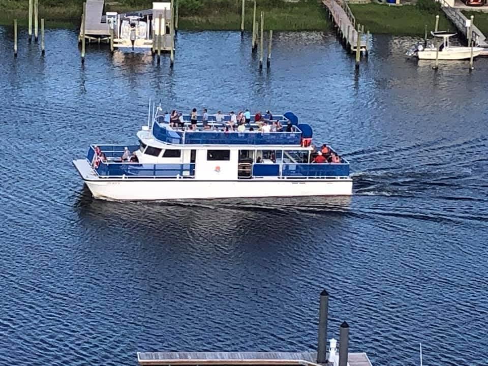 Island Cruises catamaran