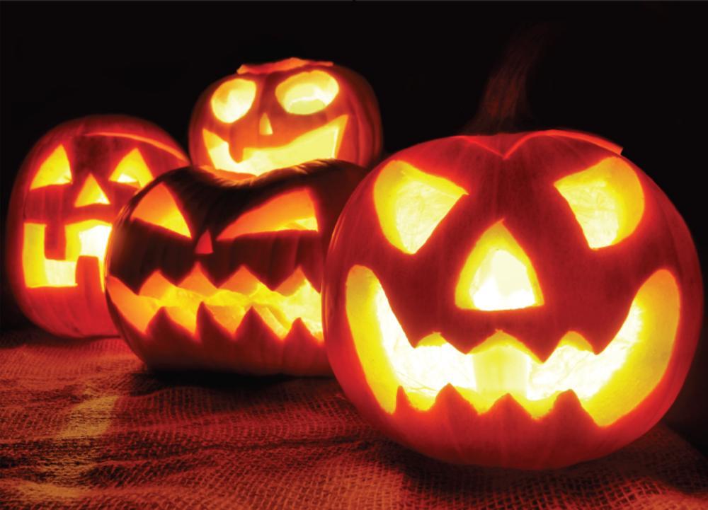 Halloween - Jack o Lanterns - Pumpkins