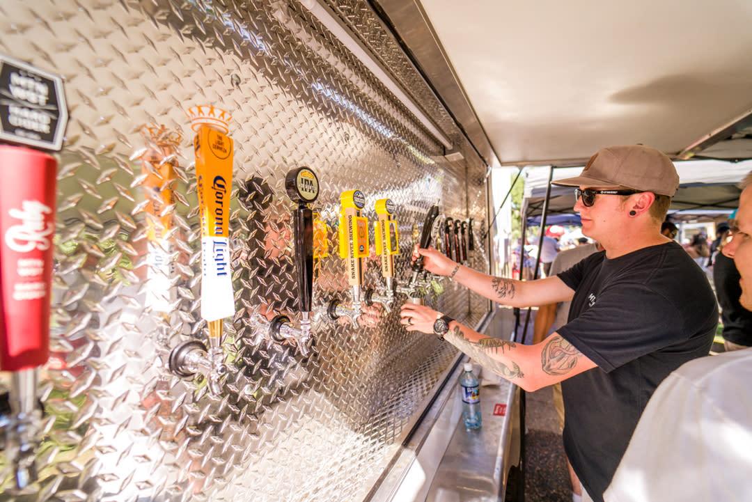 Beer Truck Casper, Wyoming