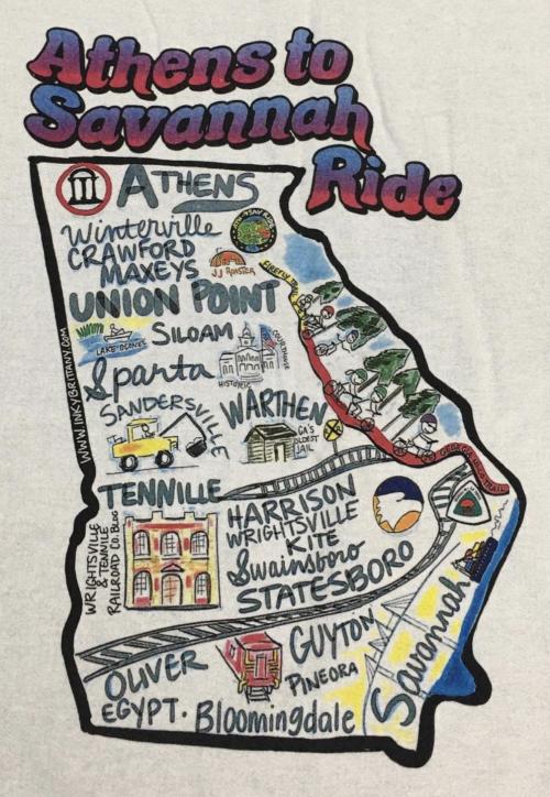 AthSav map illustration